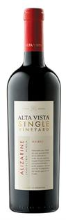 Alta Vista Malbec Single Vineyard Alizarine 2011 750ml